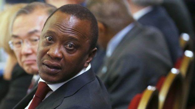 Rais Uhuru Kenyatta amewataka wafuasi kuheshimu matokeo ya mchujo.