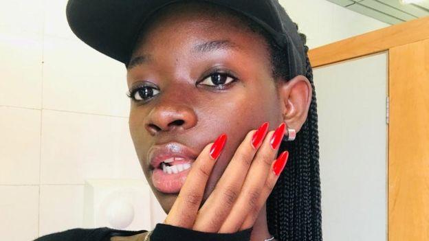 Стефани из Лагоса