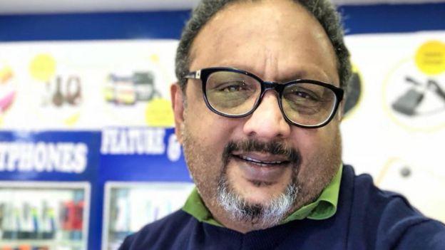 பத்திரிகையாளர் மேத்யூ சாமுவேல்