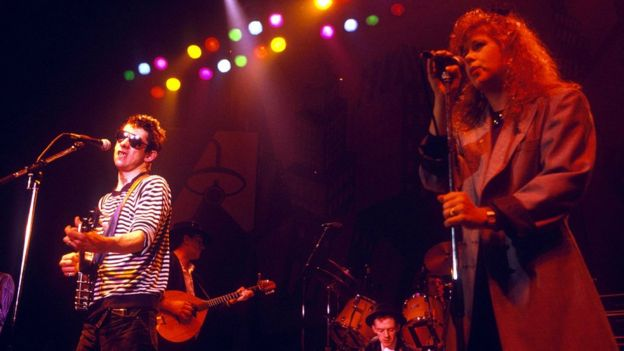 The Pogues and Kirsty MacColl