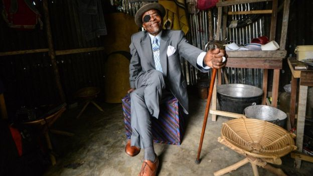 Letter from Africa: The fashion faux pas of bullet-proof