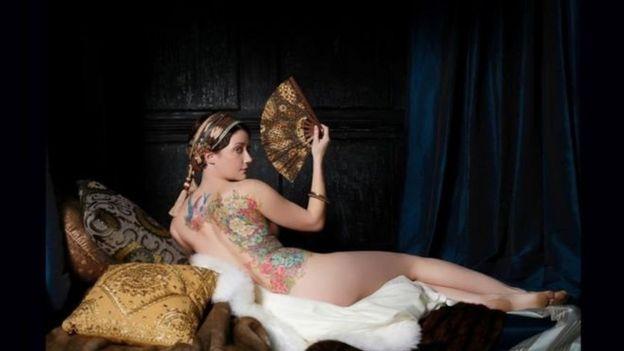 Vô đề, 2011, Họa sĩ Thea Duskin