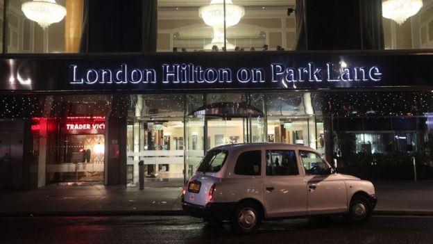 Hotel Hilton de Londres
