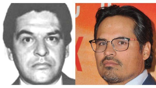 Enrique Camarena y Michael Peña