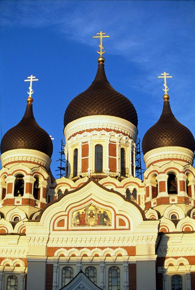 Собор Александра Невского, Таллинн