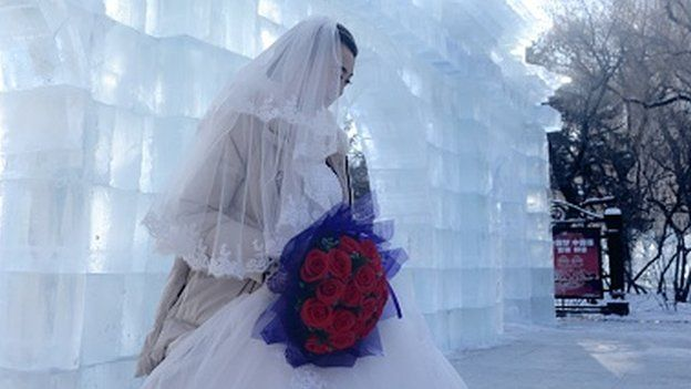 Chinese brides are in high demand