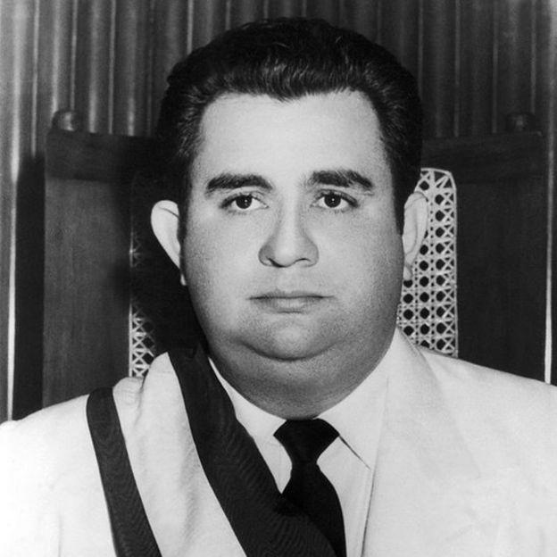 Luis Somoza Debayle era el objetivo de la expedición que desembarcó en Honduras para intentar ingresar a Nicaragua.