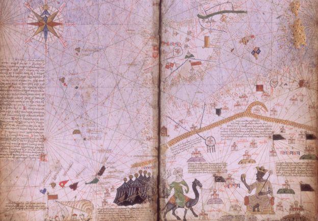 1375加泰羅尼亞地圖集