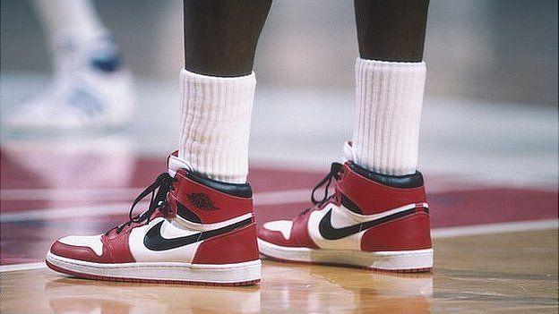 Air Jordans, 1985