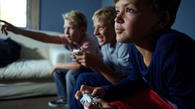дечаци гејмери