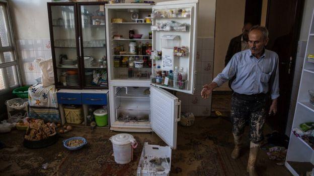 روند امدادرسانی در روزهای نخست در استان گلستان با انتقادهای گسترده همراه شد