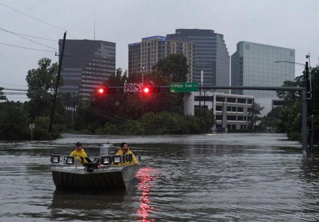 Inundaciones por Harvey