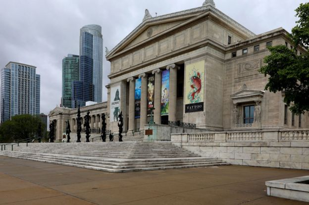 Филдовский музей естественной истории в Чикаго