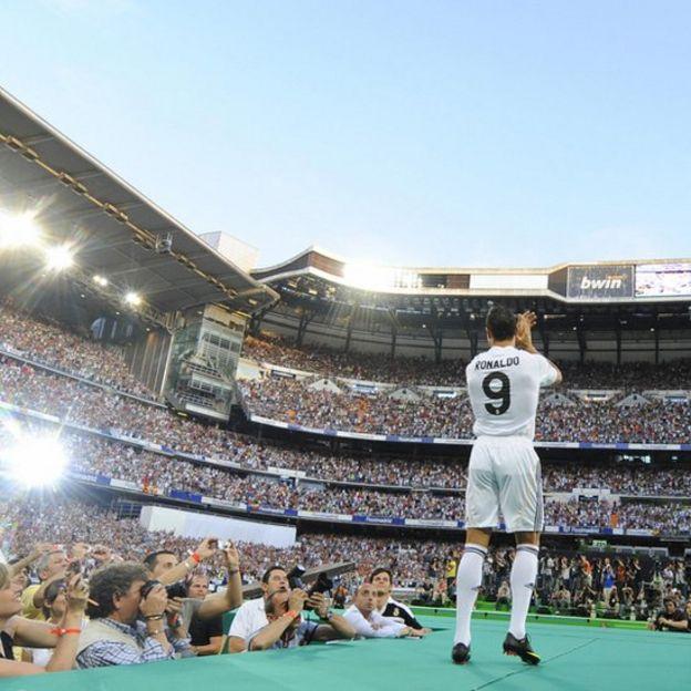 Cristiano Ronaldo en 2009