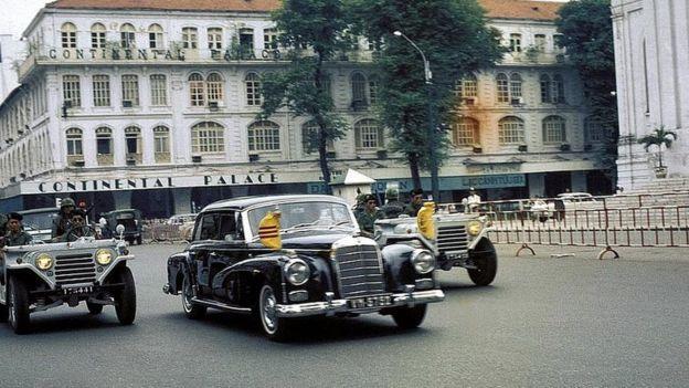 Miền Nam Việt Nam trước 30/4/1975