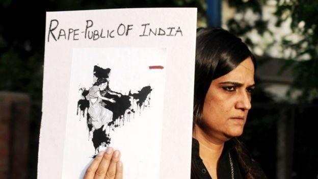 Hindistan kız çocuğu istismar