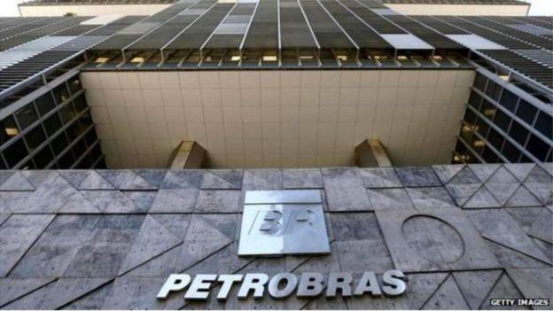 Fechada da Petrobras no Rio de Janeiro