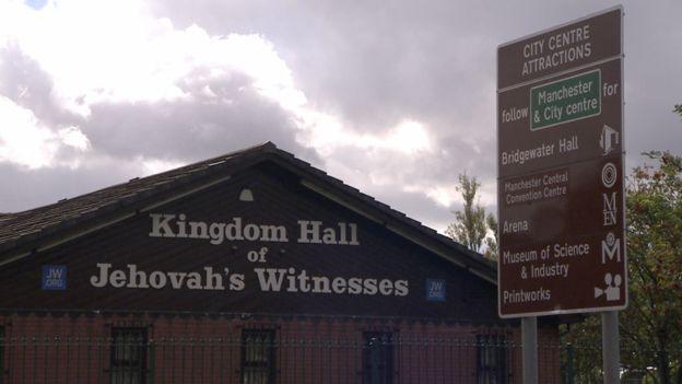 New Moston Kingdom Hall