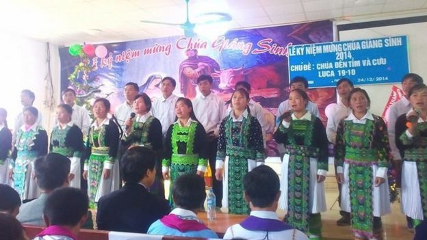 Lễ Giáng Sinh Hmong
