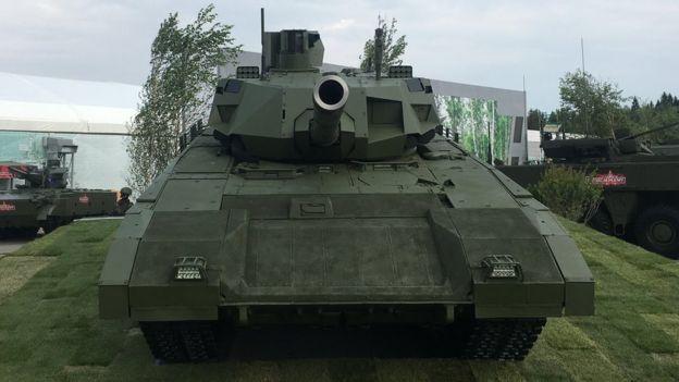 "Танк Т-14 проекта ""Армата"""