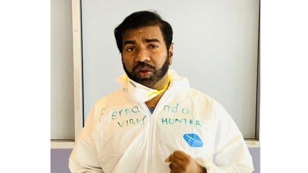 Doktor Rajiv Fernando