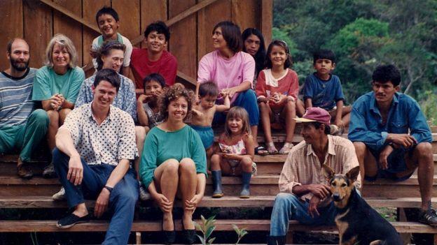 La Sierra de la Macarena fue la primera reserva natural declarada en Colombia. Queda entre la cordillera de Los Andes y la región Amazónica. Los Galindo eran guías del parque. (Foto: Ciro & Yo)