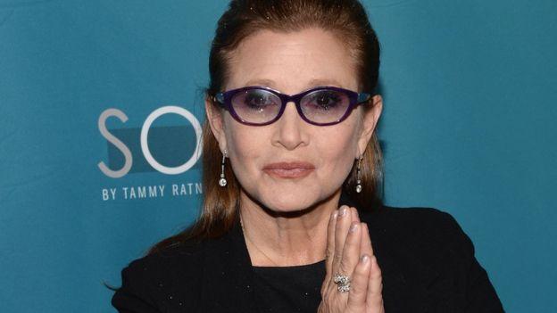 La actriz falleció en enero a los 60 años.