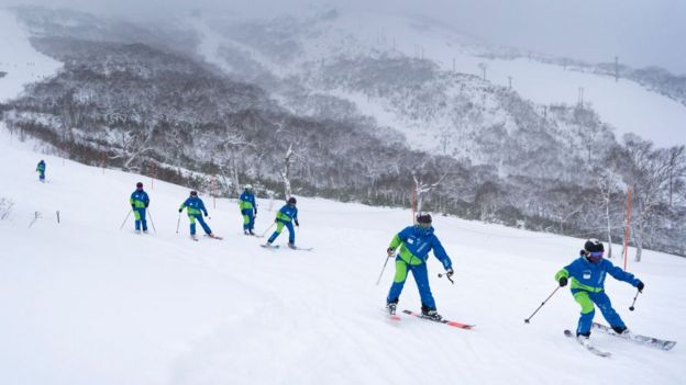New Snow Resort Facility Opens At Niseko Mt. Resort