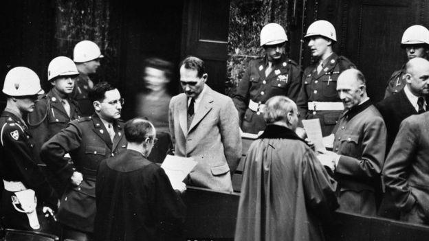 Juicio de Rudolf Hess