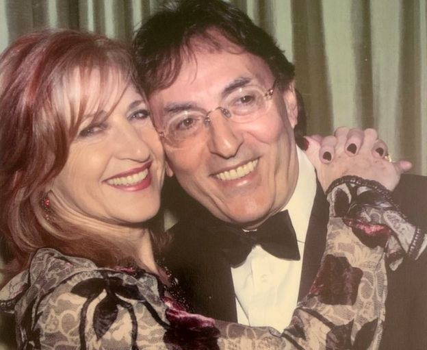 Don Black and his wife Shirley