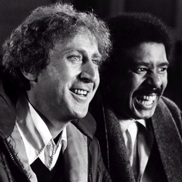 Gene Wilder & Richard Pryor