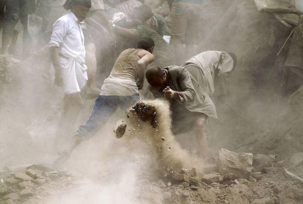سازمان ملل متحد میگوید یمن شاهد بدترین فاجعه بشری در جهان است