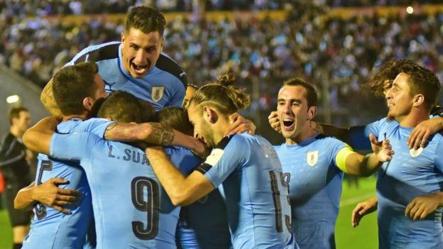 專家們仍然難以解釋烏拉圭在兩屆世界杯賽上的成功