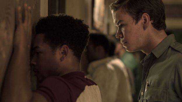 A scene from Kathryn Bigelow film Detroit