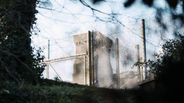 Prisión de Lewes.