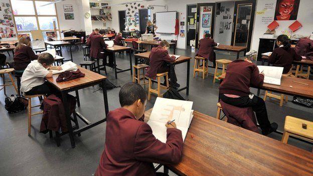 Teacher shortages in England, spending watchdog confirms - BBC News