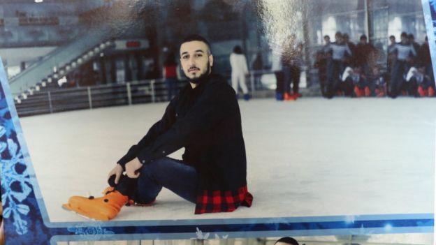 Heykəl Məhbusu Statue Prisoner Bayram Məmmədov