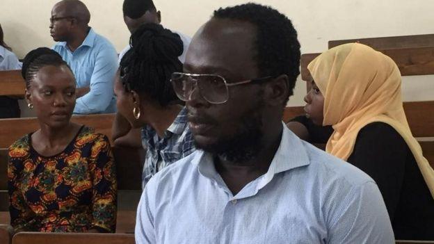 Mwandishi Erick Kabendera