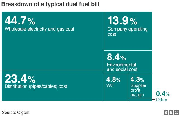 dual fuel bill breakdown
