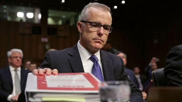 Ông Andrew McCabe