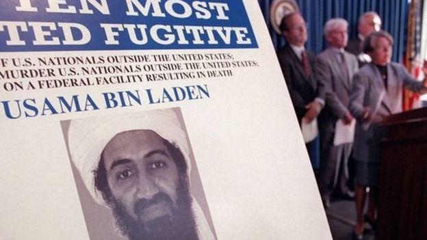 wakati marekani ilipogundua hatari inayotokana na Bin Laden walikuwa wamechelewa.