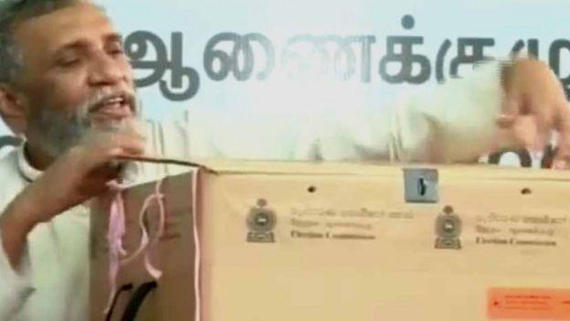 Sri Lankan Presidential Election