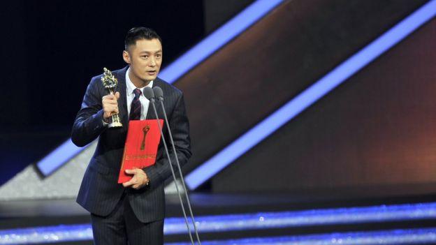 9月28日,2017華語電影杭州盛典暨第五屆