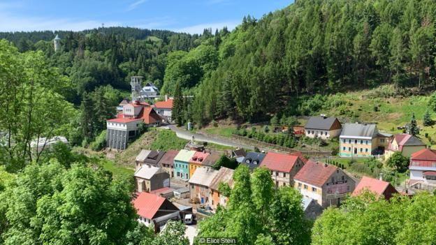 hị trấn Jáchymov nhỏ bé của Séc vừa được coi là một trong những di sản thế giới mới nhất của Unesco.