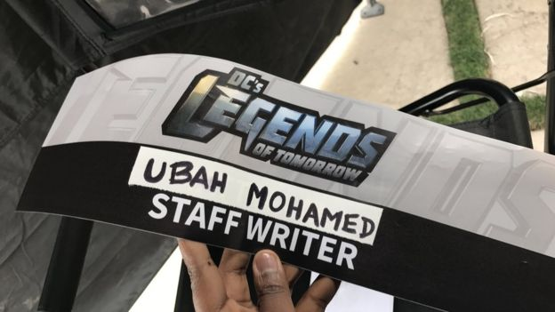Ubah Mohamed Staff Writer sign