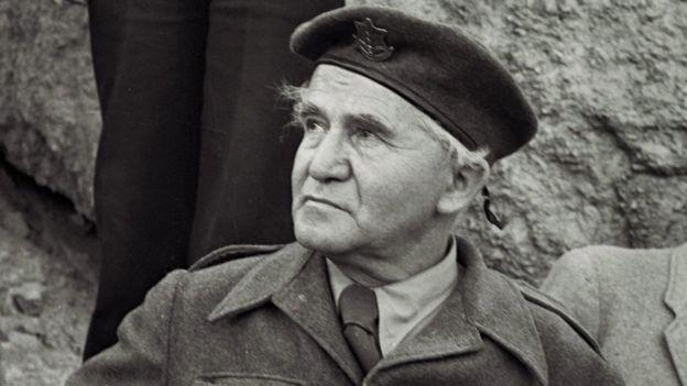 Давид Бен-Гурион