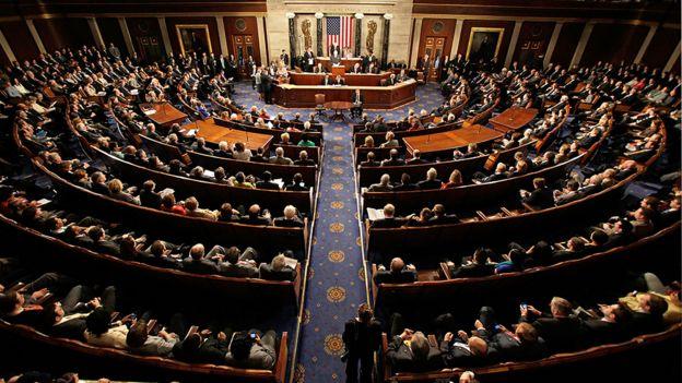 Une session conjointe du Congrès