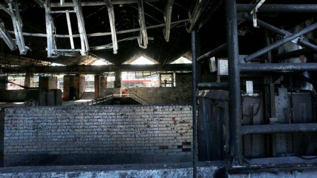 La recuperación de las estaciones de Metro quemadas durante las protestas requerirá de inversiones millonarias.