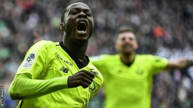 Winga wa Ivory Coast Nicolas Pepe mwenye umri wa miaka 24 atauzwa kwa Arsenal