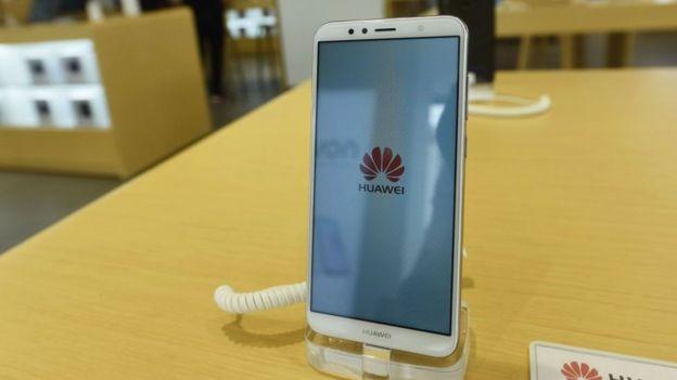 Huawei est victime de la guerre commerciale entre les Etats-Unis et la Chine.